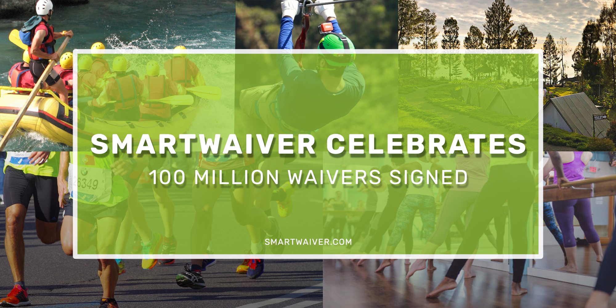 100 Million Waivers Signed!