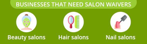Salon Waivers Businesses