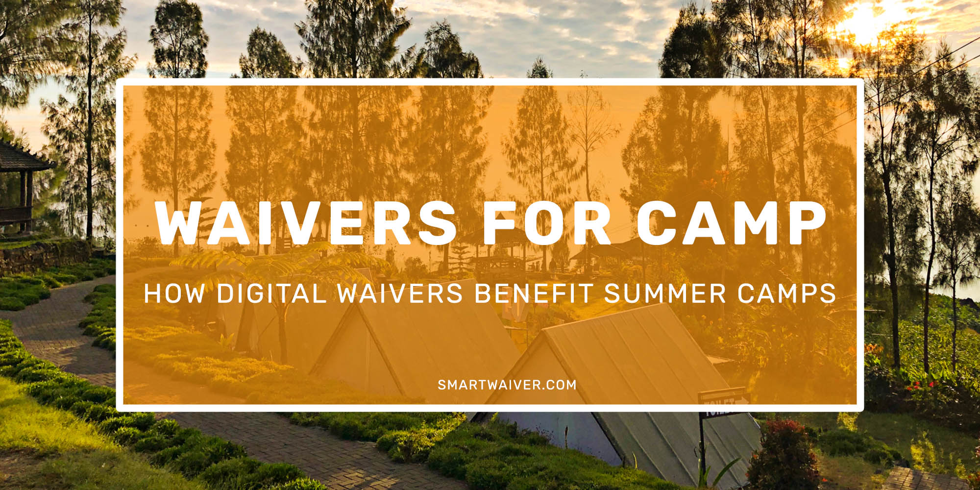 Digital Waivers for Camp